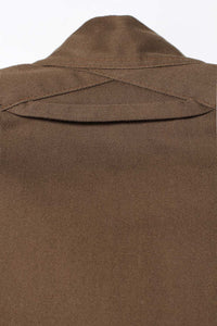 "Diretor´s Cut Overshirt ""Monroe"" Brown"
