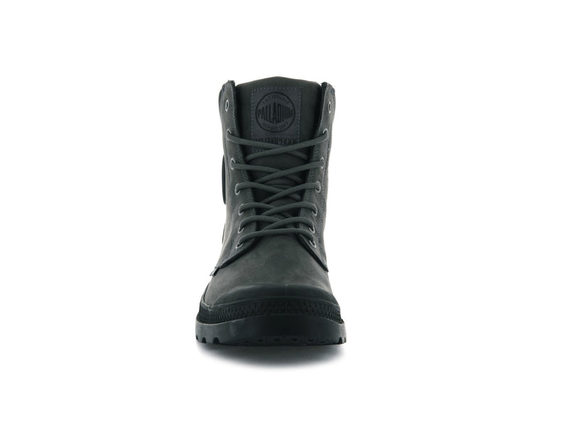 Palladium Pampa Cuff WP Lux Forged Iron