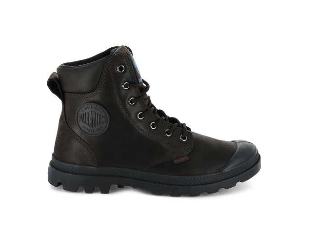 Palladium Pampa Cuff WP Lux Chocolate