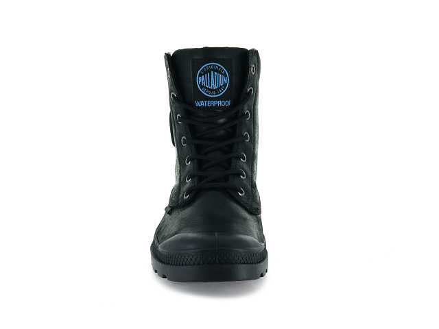 Palladium Pampa Cuff WP Lux Black
