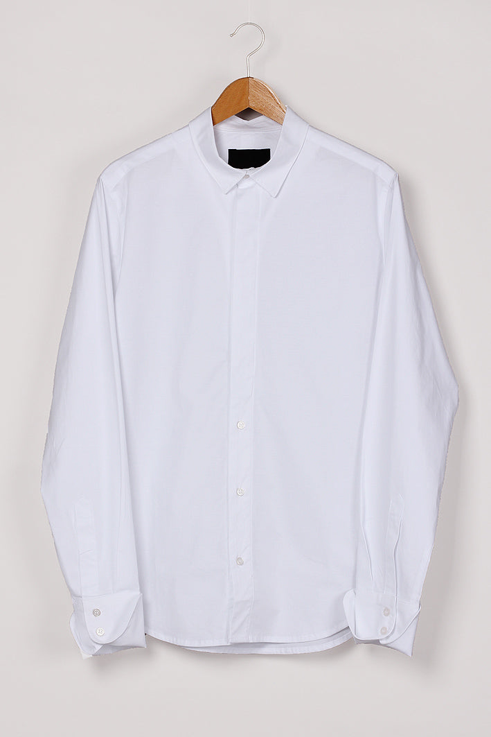 "Bowler Berlin Dress Shirt ""Jazz"" White"