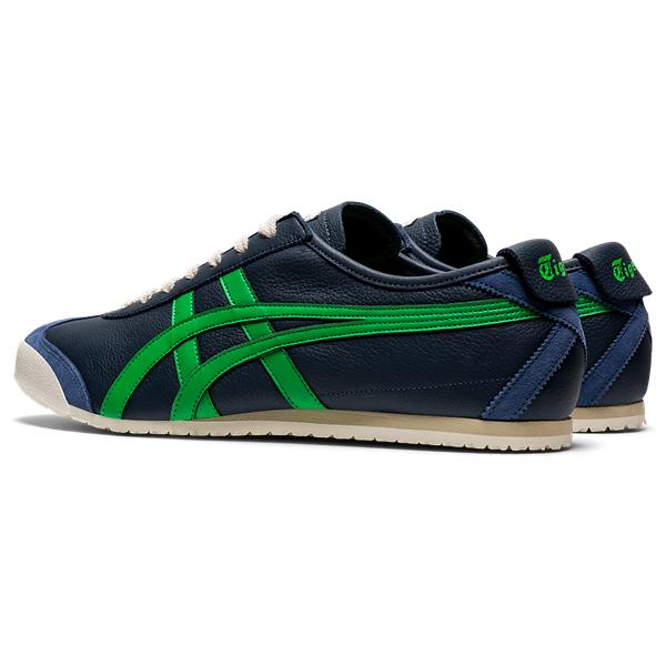 Onitsuka Tiger Mexico 66 Iron Navy Cilantro Sneakers