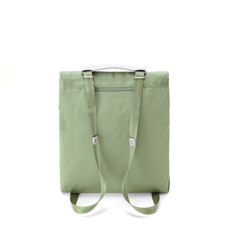 QWSTION Tote Organic Moss