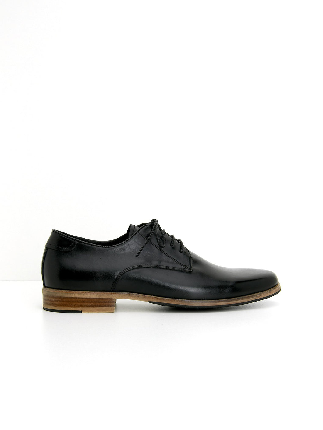 Schmoove Single Derby Black