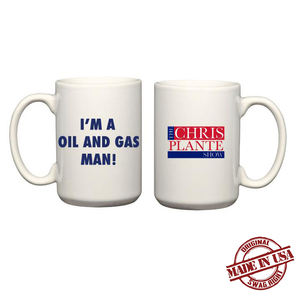 Oil and Gas Man Mug