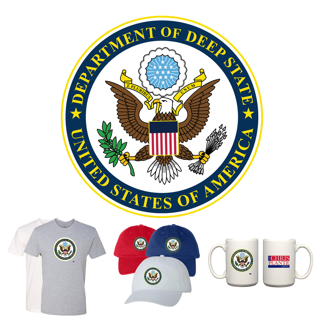 Department of Deep State Gift Bundle