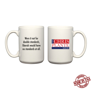 Double Standards Quote Mug