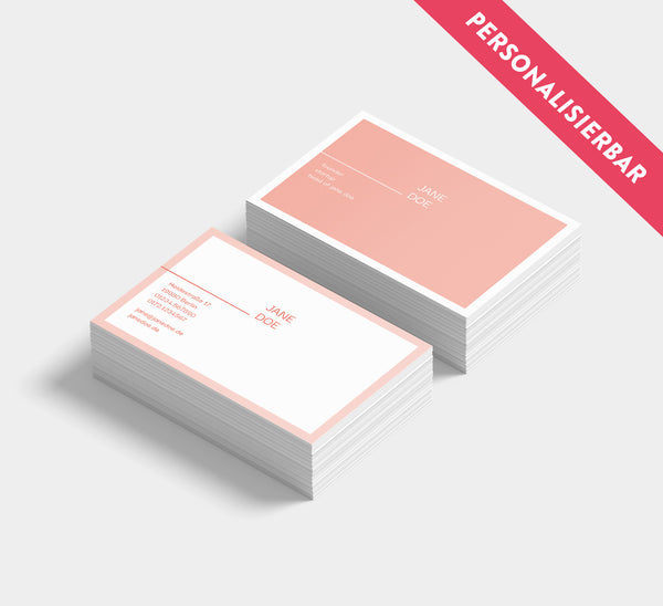 Business Cards | Visitenkarten 2-seitig