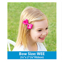 "Load image into Gallery viewer, ""Wee"" Bow"