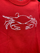 Load image into Gallery viewer, Red Crab Shirt