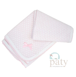 Light Pink Paty Blanket