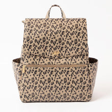 Load image into Gallery viewer, Classic Leopard Freshly Picked Diaper Bag
