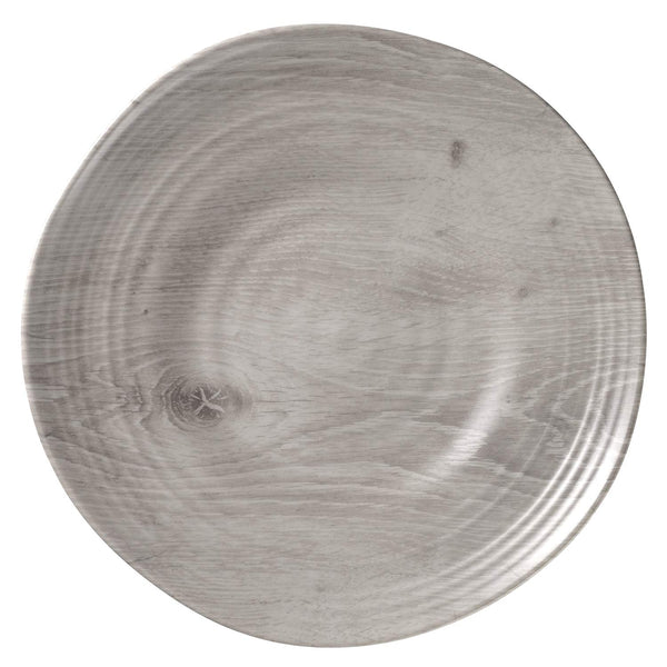 Drift Wood Dinner Plate