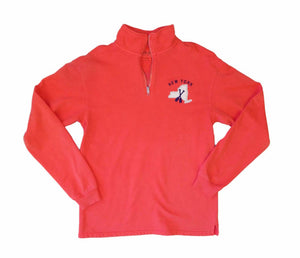 New York 1/4 Zip Pullover