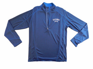 Blue Mingo Bamboo 1/4 Zip Pullover