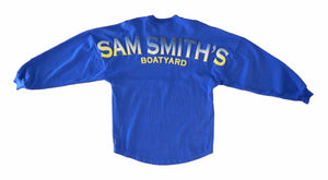 Sam Smith's Boatyard Crew Neck Spirit Jersey