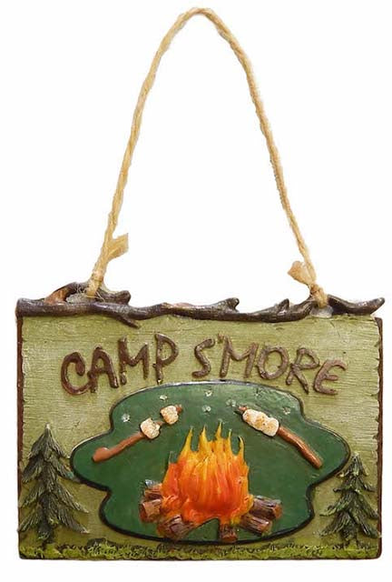 Camp S'More Ornament