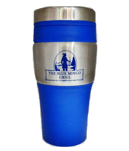 Blue Mingo Travel Mug