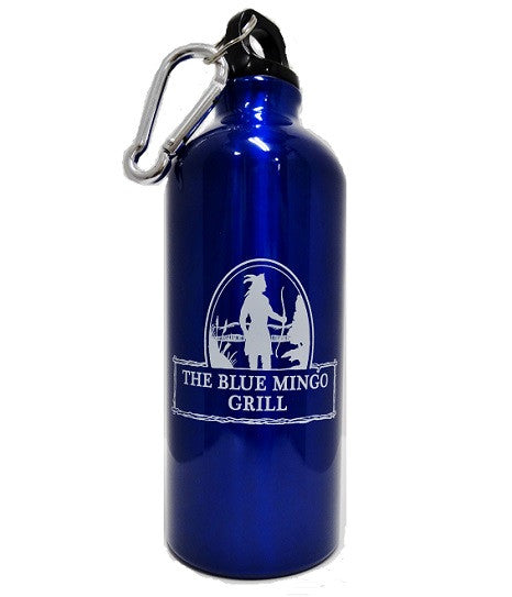Blue Mingo Water Bottle