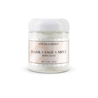 Basil x Sage x Mint - Body Salve