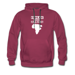 Stolen From Africa Men's Premium Hoodie - burgundy