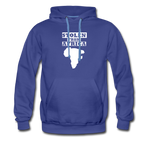 Stolen From Africa Men's Premium Hoodie - royalblue