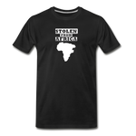Stolen From Africa Men's Premium T-Shirt - black