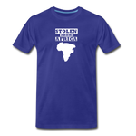 Stolen From Africa Men's Premium T-Shirt - royal blue