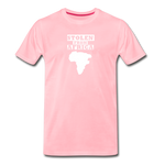 Stolen From Africa Men's Premium T-Shirt - pink
