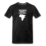 Stolen From Africa Men's Premium T-Shirt - charcoal gray