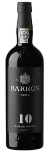 Barros 10 Year Old Tawny Port, Douro (Gift Box)