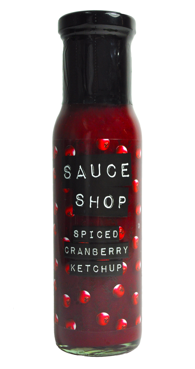 Spiced Cranberry Ketchup 255g