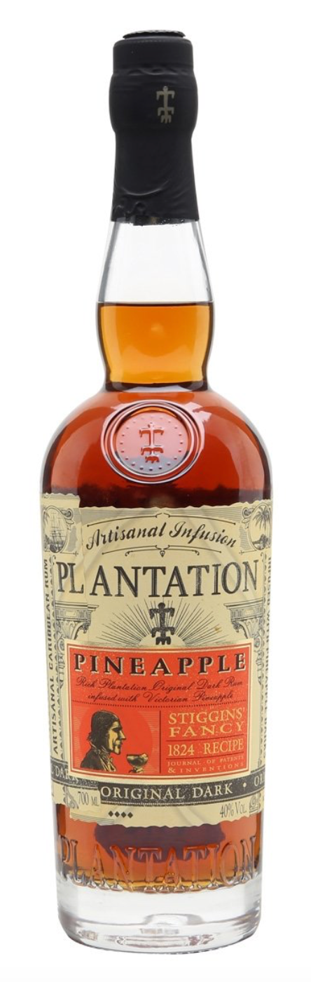 Plantation Pineapple Rum / 40% / 70cl