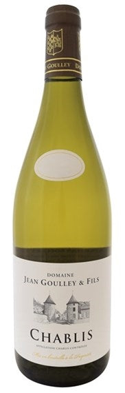 Domaine Jean Goulley, Chablis 2018