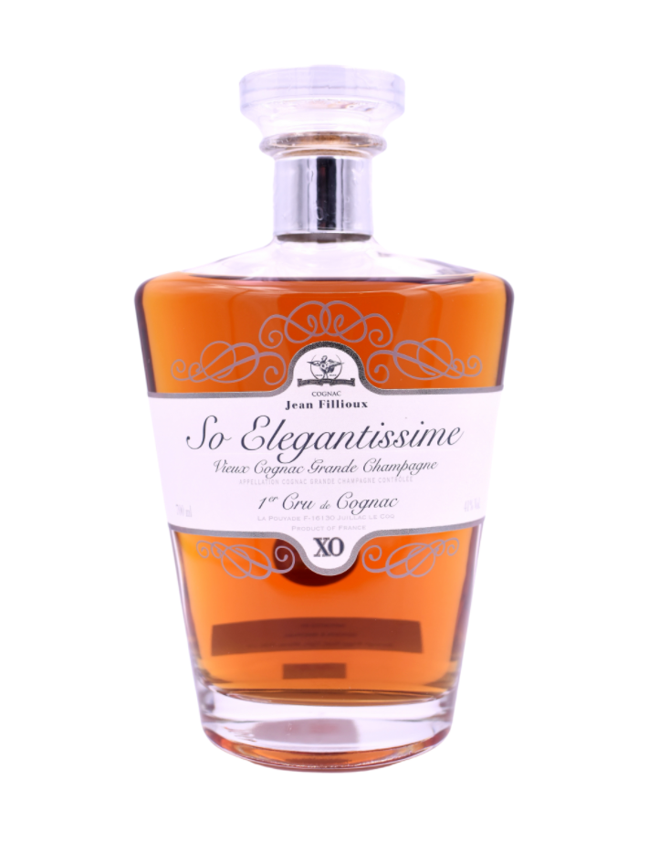 Jean Fillioux So Elegantissime XO Cognac / 41% / 70cl
