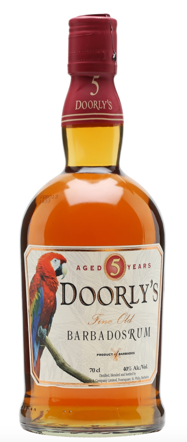 Doorly's 5yo - Gold / 40% / 70cl
