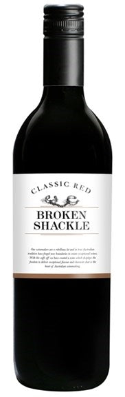 Broken Shackle Classic Red, South Eastern Australia 2019