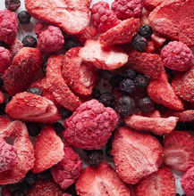 Load image into Gallery viewer, Hoot Fruit -Dried Mixed Berries for Drinks 20g