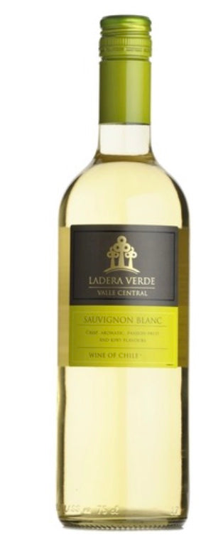 Sauvignon Blanc 2019, -Ladera Verde, Central Valley