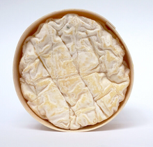 Load image into Gallery viewer, St Jude, Fens Farm Dairy Norfolk - Mini Wheel 95g