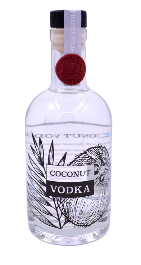 Suffolk Distillery - Coconut Vodka 35cl 28% VOL