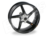 BST Diamond TEK 17 x 6.25 Rear Wheel - Suzuki Hayabusa (99-07)