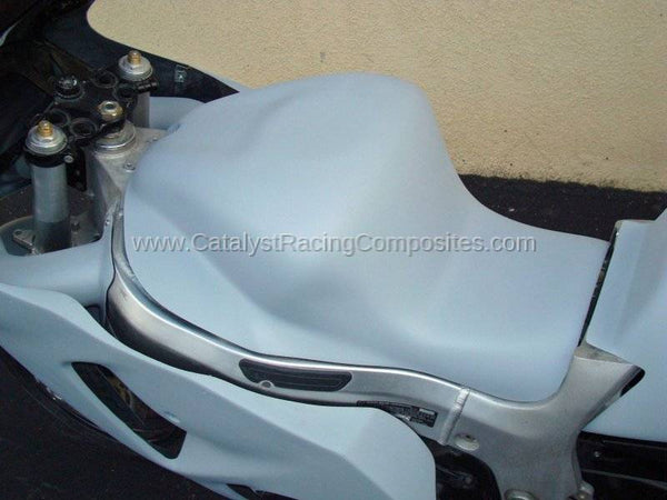 CATALYST SUZUKI HAYABUSA 99-19' DME GRUDGE TANK SHELL
