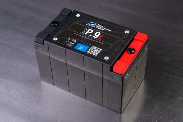 Pulse IPT Battery P.9L