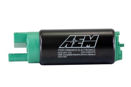AEM 340 LPH High Flow In-Tank E85 Fuel Pump Hayabusa 08-12 GSXR1000 01-06