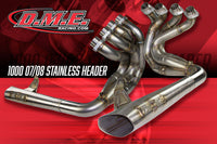 DME Exhaust Headers – Stainless Steel Sidewinder