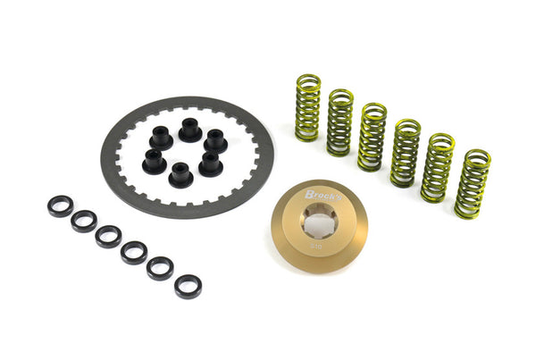 Ultra Light Billet Clutch Mod Kit GSX-R1000 (12-16)