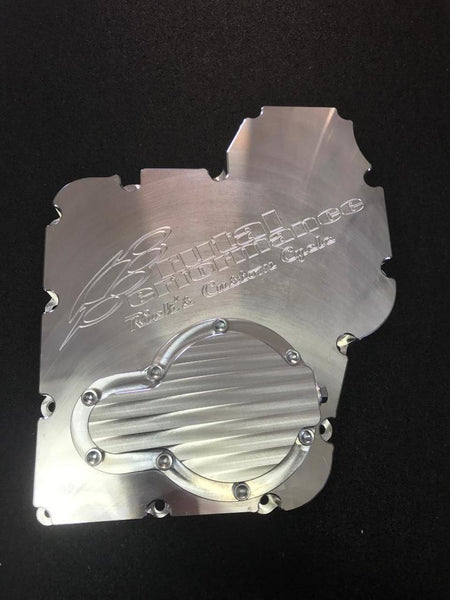 "Rick's Custom Cycle Brutal Perfomance Hayabusa 1.5"" Oil Pan"