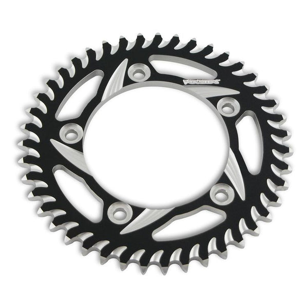 Black Vortex Cat 5 Aluminum Rear Sprocket