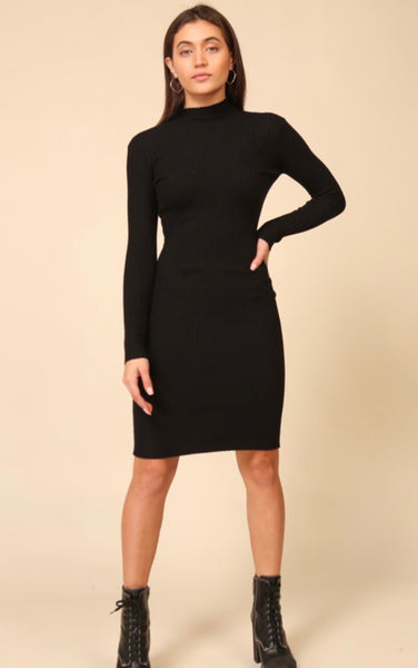 Sweater Bodycon Dress